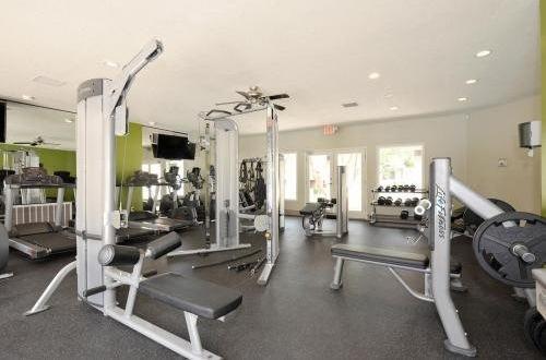 Fitness Center | The Villas at La Privada