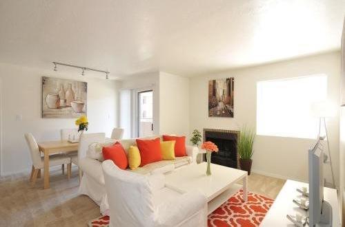 Front Room | The Villas at La Privada