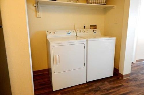 Washer & Dryer | The Villas at La Privada