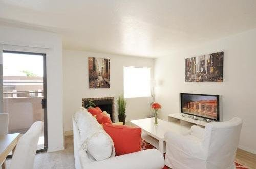 Living Room | The Villas at La Privada