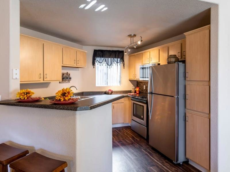 Spacious Kitchen | Broadstone Heights Apartments in Albuquerque, NM