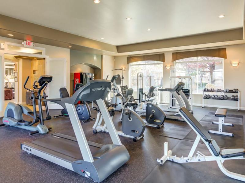 Fitness Center | Broadstone Heights 87122 Apartments