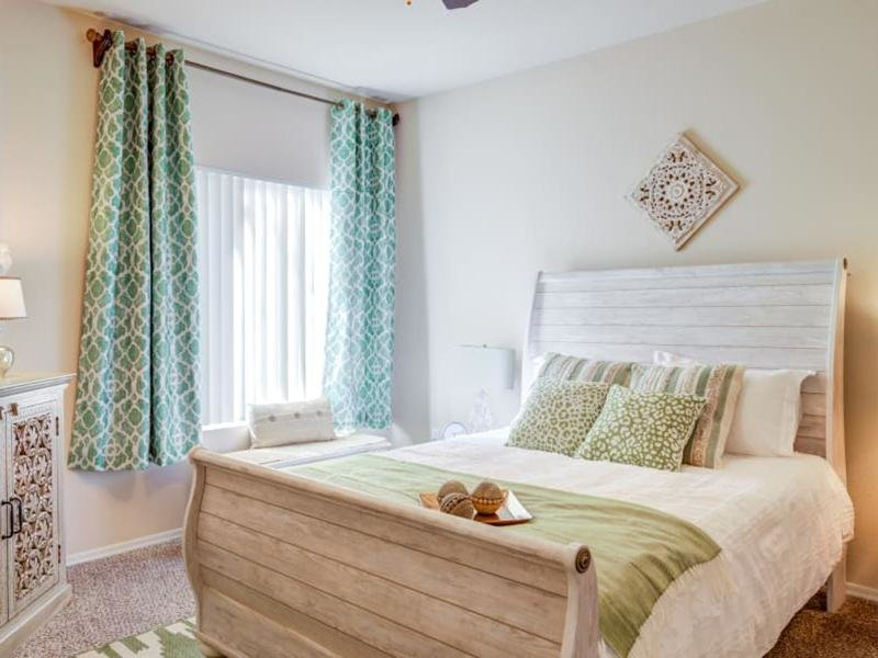 Master Bedroom | Broadstone Heights Apartments in Albuquerque, NM