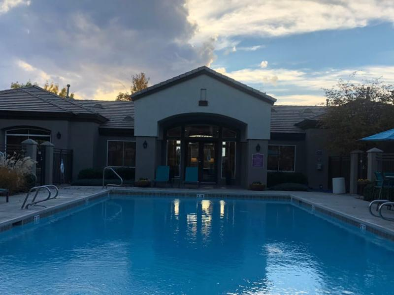 Swimming Pool | Broadstone Heights Apartments in Albuquerque, NM