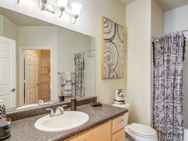 Master Bath | Broadstone Heights Albuquerque Apartments