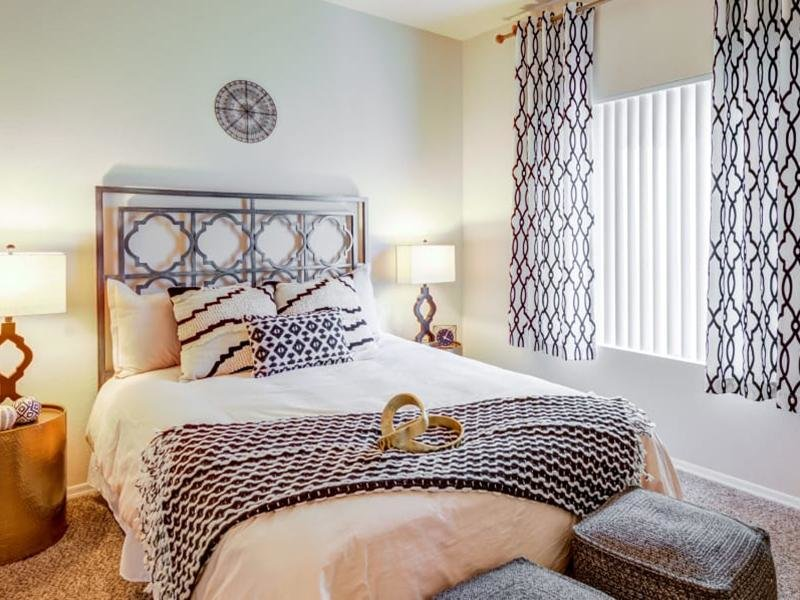 Bedroom | Broadstone Heights Apartments in Albuquerque, NM