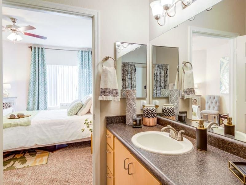 Master Bathroom | Broadstone Heights Apartments in Albuquerque, NM
