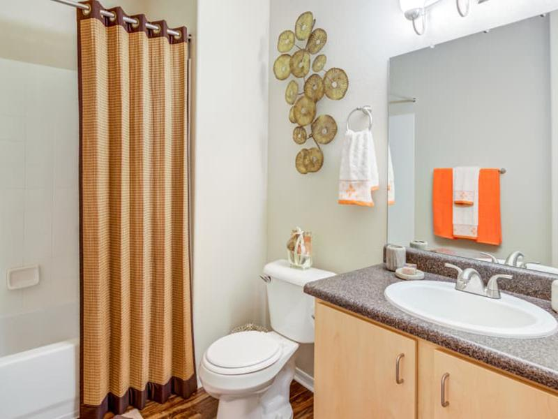Bathroom | Broadstone Heights Albuquerque Apartments