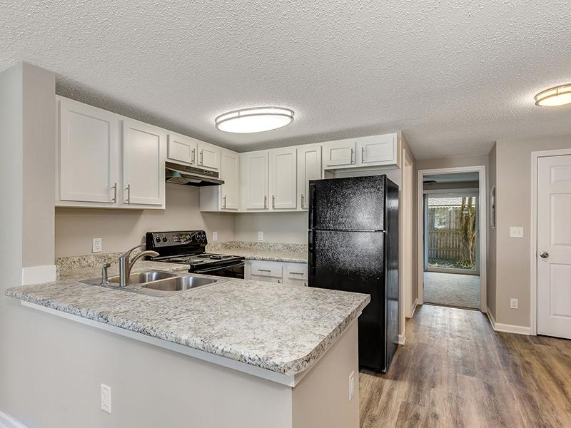 Kitchen | Villas on the Hill 1111