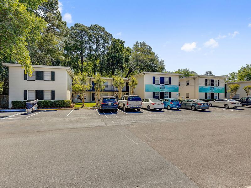 Parking Lot | Villas on the Hill 1111