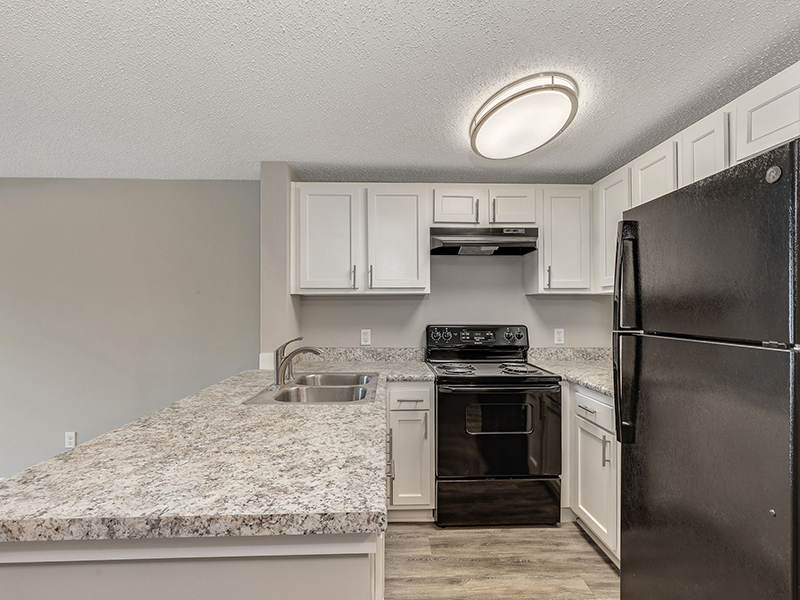 Fully Equipped Kitchen | Villas on the Hill 1111