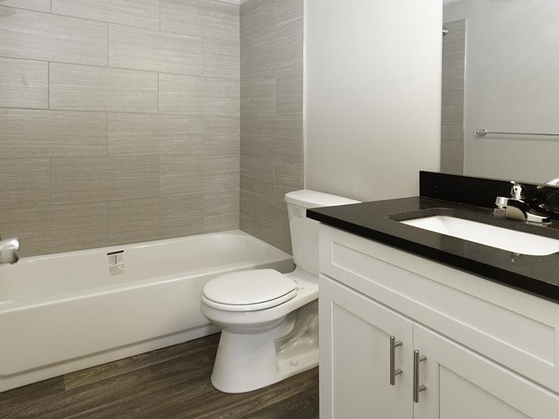 Bathroom | Apartments at Decker Lake