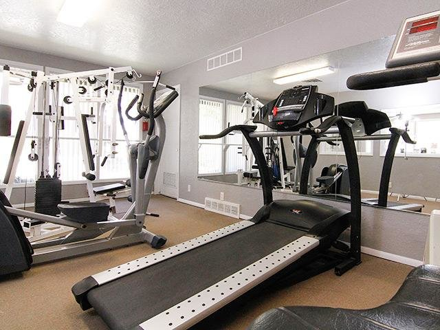 Fitness Center | Apartments at Decker Lake