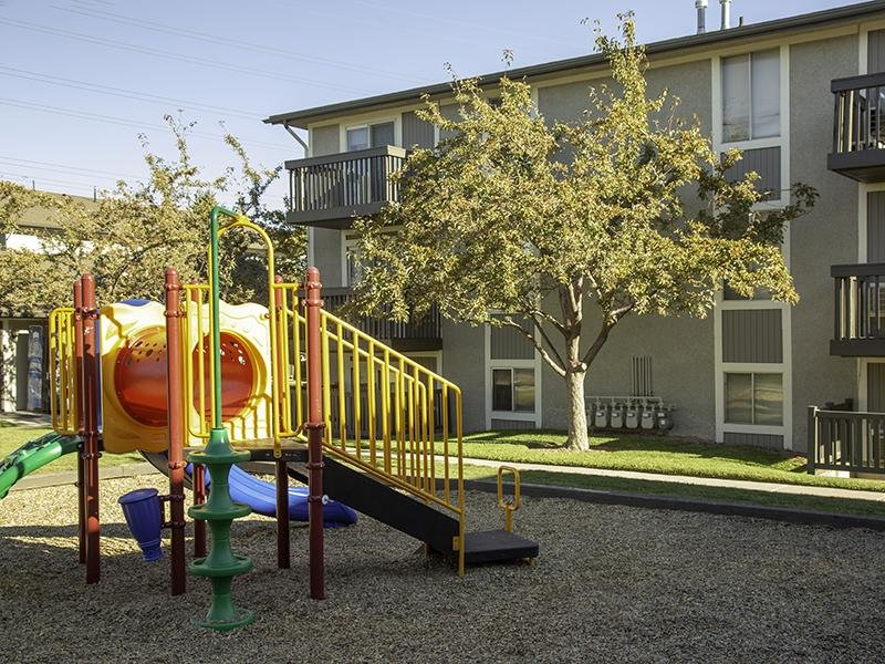 Playground | Apartments at Decker Lake