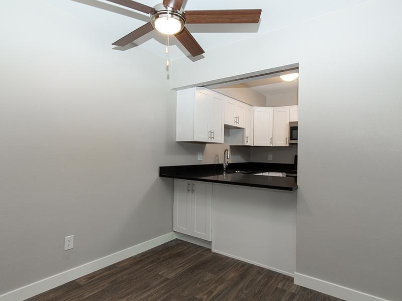 Kitchen View | Apartments at Decker Lake
