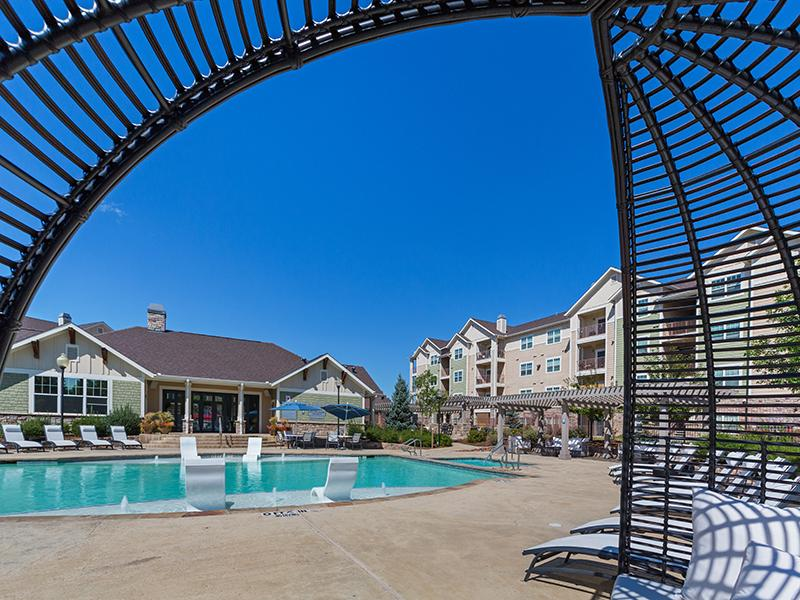 Apartments in Colorado Springs with a Pool  | The Peaks at Woodsmen