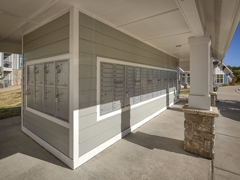 Mailboxes | Peaks at Woodmen Apartments in Colorado Springs, CO