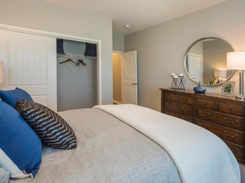 Spacious Bedrooms | Peaks at Woodmen Apartments