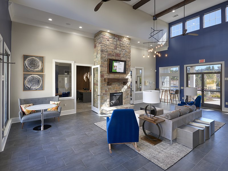 Clubhouse | Peaks at Woodmen Apartments in Colorado Springs, CO