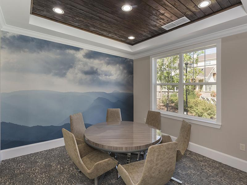Conference Room | Peaks at Woodman in Colorado