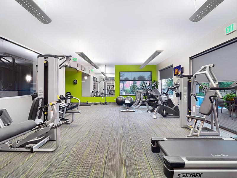 Gym - Apartments with a Gym in Denver