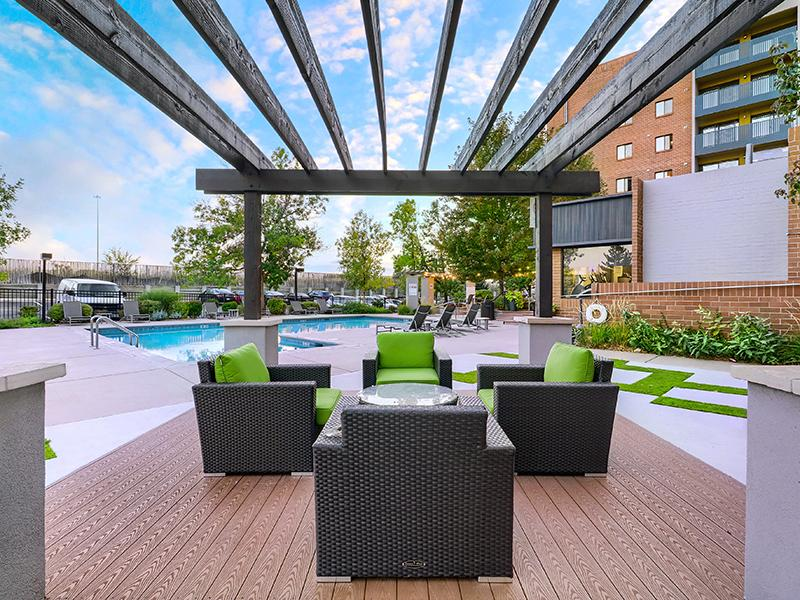 Poolside Lounge - Denver, Colorado