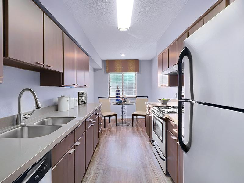 Kitchen - Axis at 9 Mile Station Apartments - IL