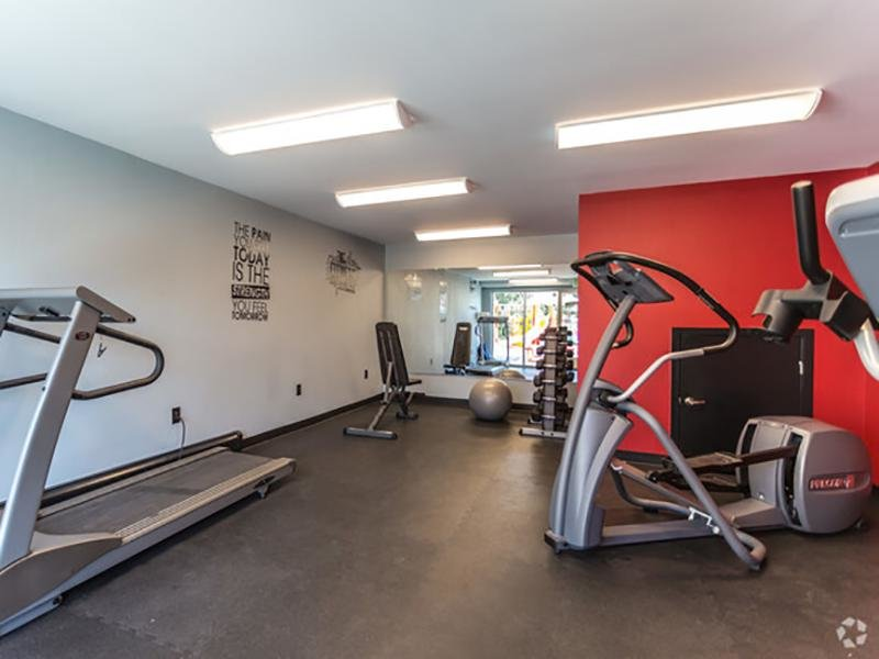 Fitness Center | Franklin Flats in Greenly, CO