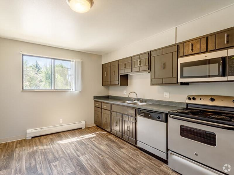 Fully Equipped Kitchen | Franklin Flats