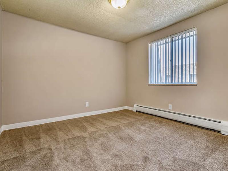 Bedroom | Bridge Square Apartments