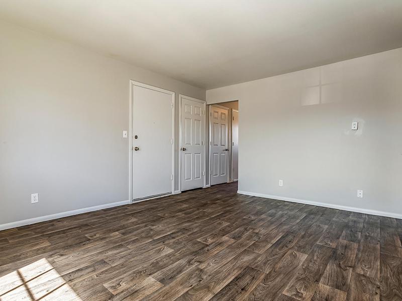 Open Floorplans  | Bridge Square Apartments