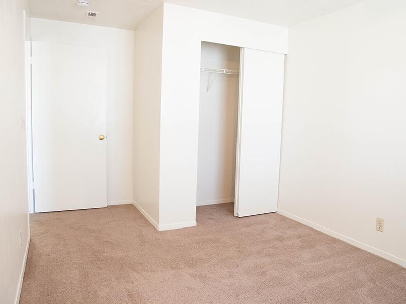 Spacious Bedroom | Parkway Commons in UT
