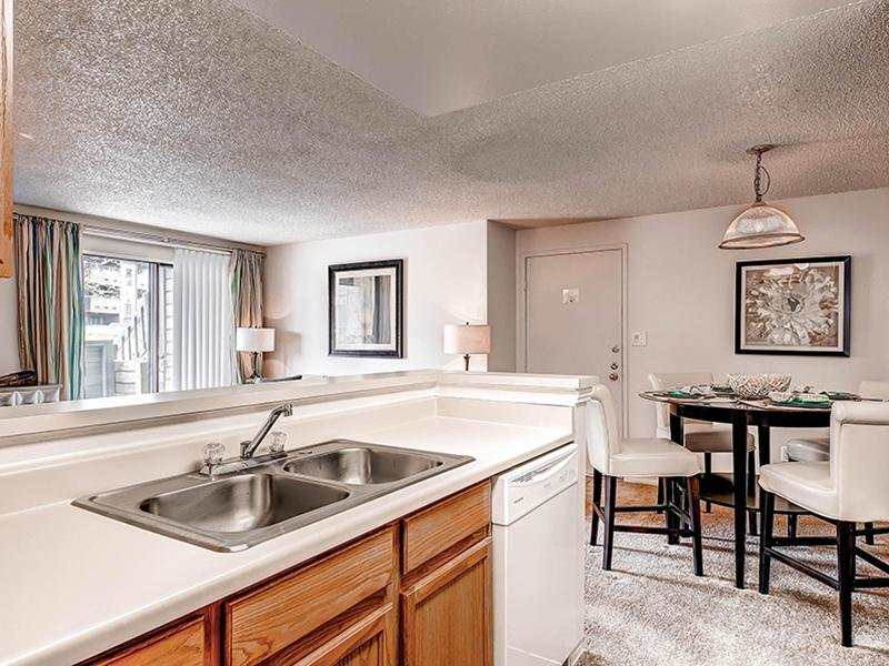 Fully Equipped Kitchen | Ascend at Red Rocks