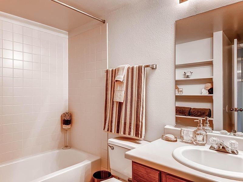Bathroom | Ascend at Red Rocks