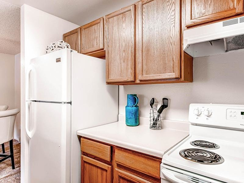 Kitchen | Ascend at Red Rocks
