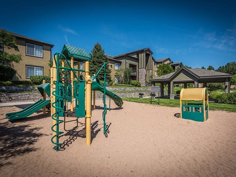 Playground | Elevate at Red Rocks Apartments in Lakewood, CO