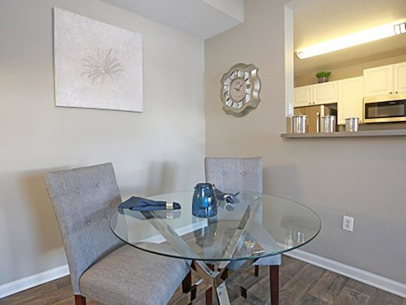 Dining Room | Elevate at Red Rocks Apartments
