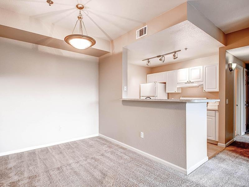 Dining Area   Elevate at Red Rocks Apartments