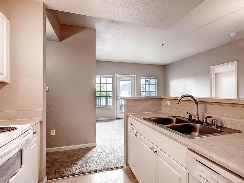 Kitchen   Elevate at Red Rocks Apartments in Lakewood, CO