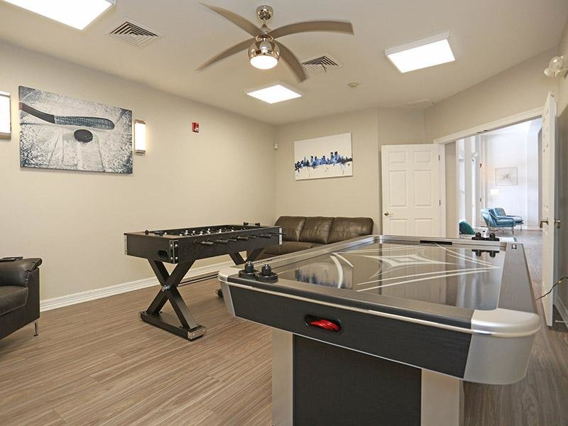 Game Room | Elevate at Red Rocks Apartments