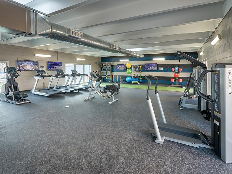 Gym | Park at Palmer