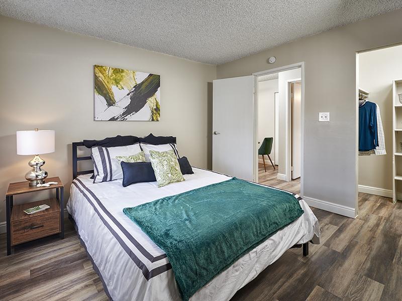 Park at Palmer Apartments | 1 Bedroom Floor Plan