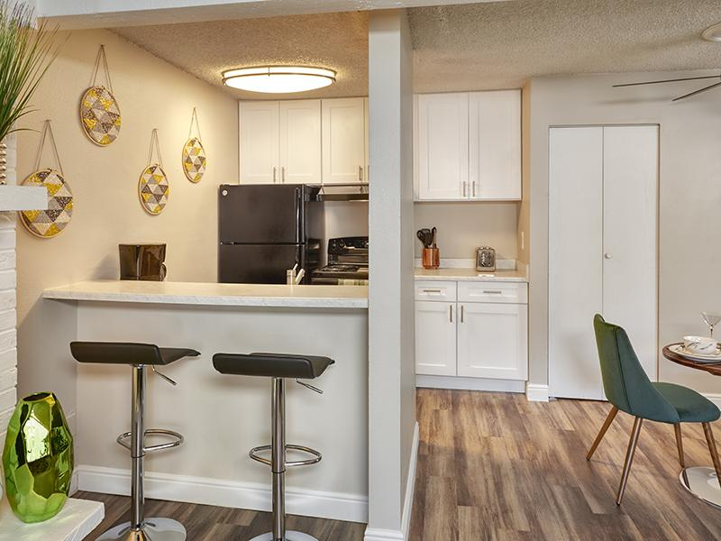 Kitchen & Dining Overview | Park at Palmer in Colorado Springs