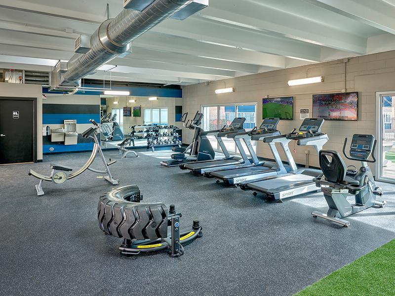 Fitness Center | Park at Palmer