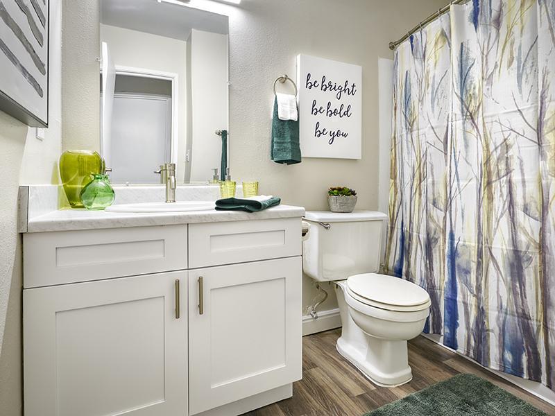 Park at Palmer Apartments in Colorado Springs | Bathroom