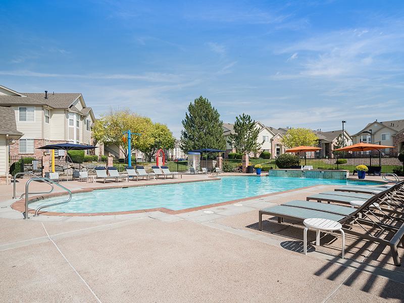 Pool | Regatta Apartments