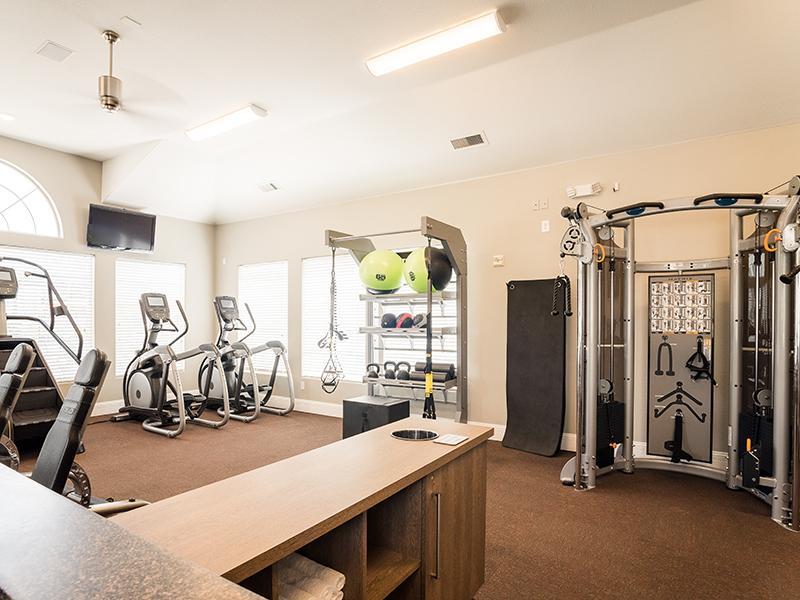 Gym | Regatta Apartments