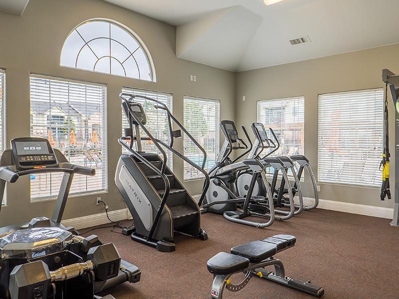 Fitness Center | Regatta Apartments