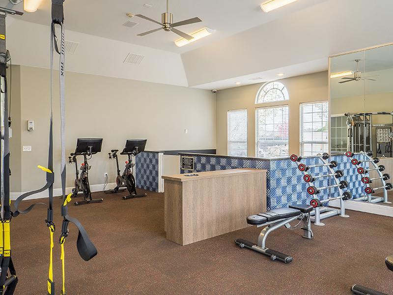 Gym   Regatta Apartments