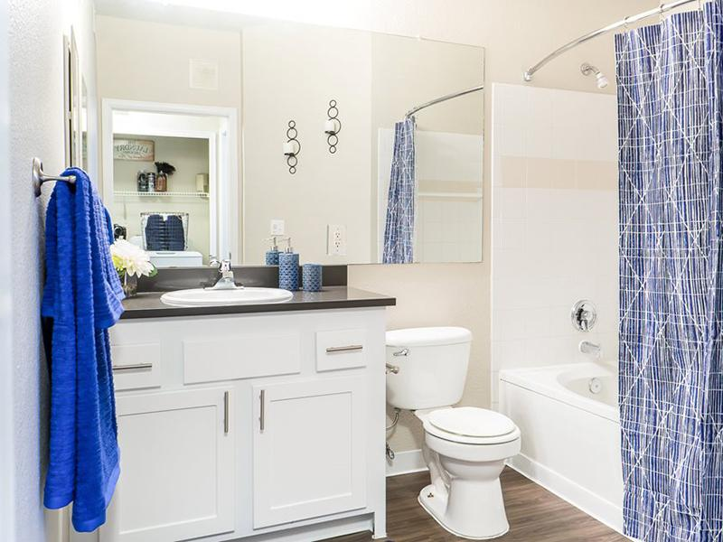 Bathroom | Regatta Apartments